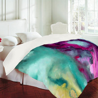DENY Designs Home Accessories | Jacqueline Maldonado Armor Duvet Cover