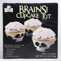 Jo Cupcake Brains Kit Box | World Market