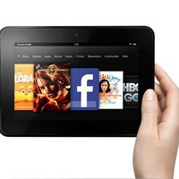"Kindle Fire HD - Most Advanced 7"" Tablet - Only $199"