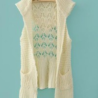 THE FALL EVENING HIGH LOW CARDIGAN