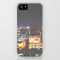 the City. iPhone Case by Ryan James Caruthers | Society6