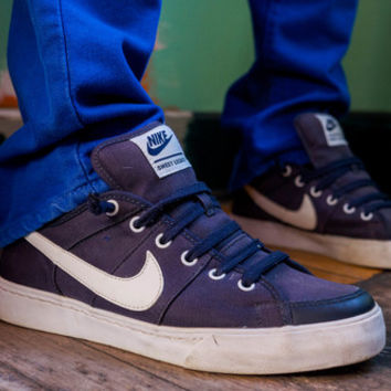 Navy Sweet Legacy Nike Shoes