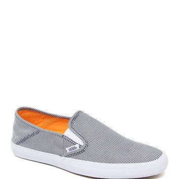 Vans Comina Surf Slip On Shoes - Womens Shoes - Blue