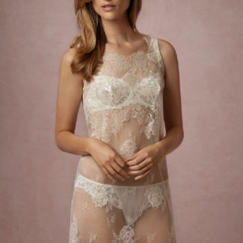 Mae Chantilly Lace Chemise