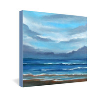 DENY Designs Home Accessories | Rosie Brown Here Comes The Rain Gallery Wrapped Canvas