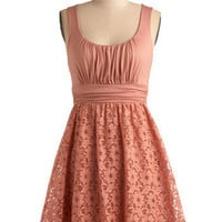 Thai Iced Tea Dress | Mod Retro Vintage Dresses | ModCloth.com