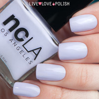 NCLA As If! Nail Polish (Life's a Beach Collection) - As If! / Life's a Beach