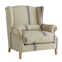 Grand Wingback Chair | Chairs | Wisteria