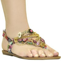 RYLEE - Flat Sandals - Bakers Footwear