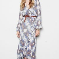 Cascade Ruffle Maxi Dress - DRESSES - Shop Online