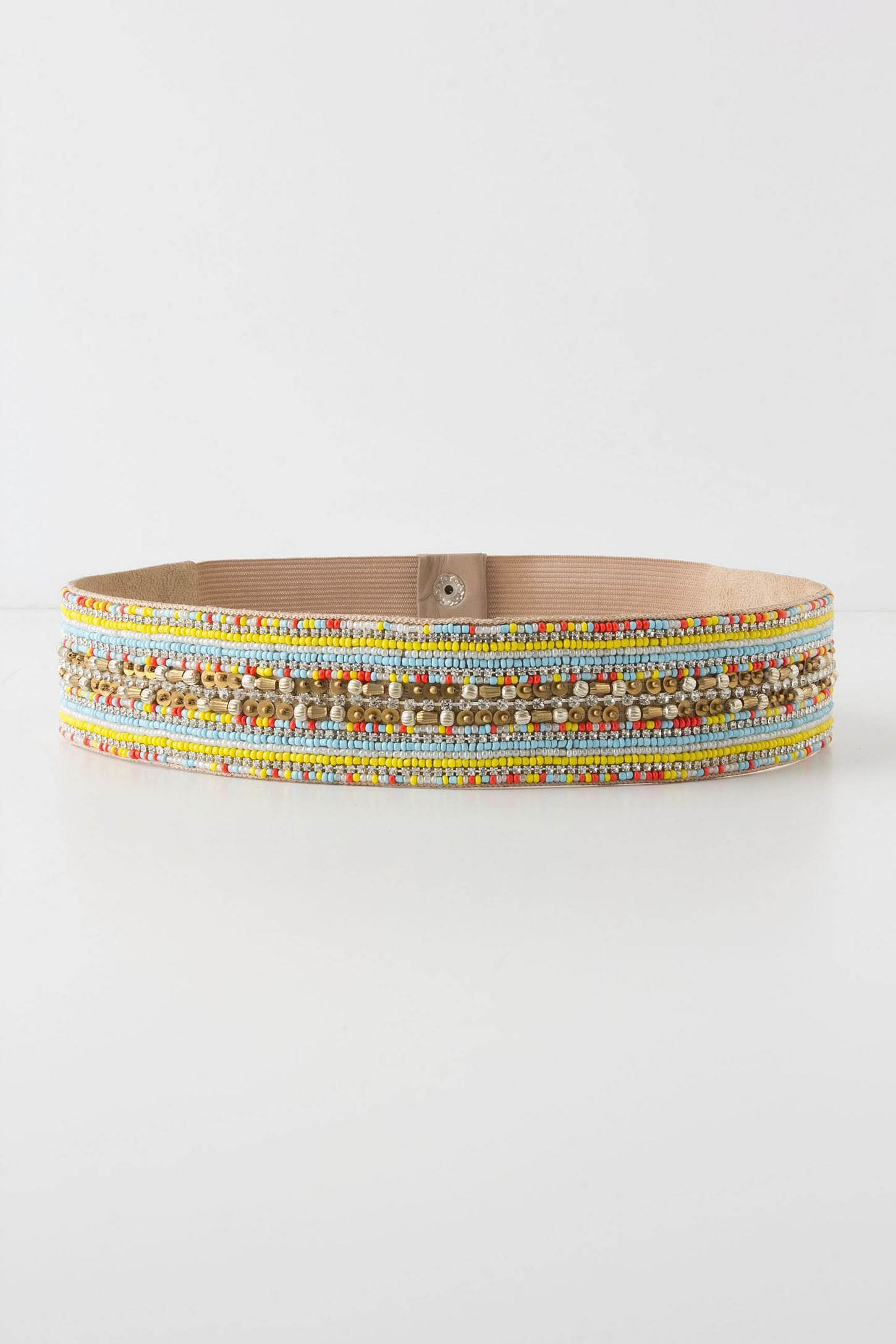 Sunkissed Beads Belt