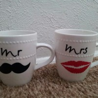 His And Her Coffee Cups on Luulla