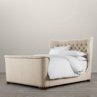 Churchill Upholstered Bed