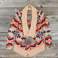 Indian Brook Sweater, Sweet Navajo Inspired Clothing