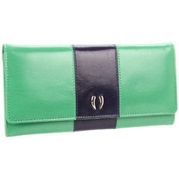 Tusk Capri ColorBlock accordion Wallet - designer shoes, handbags, jewelry, watches, and fashion accessories | endless.com