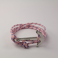 The Hope Anchor - Light Pink / Adjustable