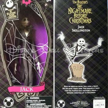 Disney store Nightmare Before Christmas Jack Skellington