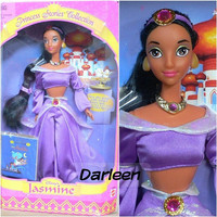 Disney's Princess Stories Jasmine doll