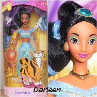 Disney's My Favorite Fairytale Jasmine doll