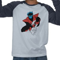 Nightcrawler Sitting Tees from Zazzle.com