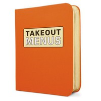 Takeout Menu Organizer - Whimsical &amp; Unique Gift Ideas for the Coolest Gift Givers