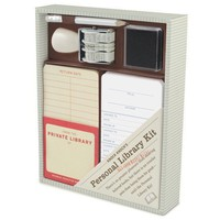 Personal Library Kit - The Best Gift for a Book Lover! - Whimsical &amp; Unique Gift Ideas for the Coolest Gift Givers