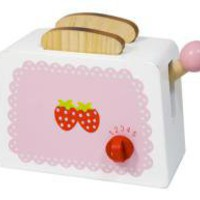 Painted Wooden Pop Up Toaster | For Kids & Teens | Gifts | £8.99 - The Contemporary Home Online Shop