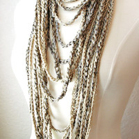 NEW The Lady Is Tough Soft Chain Infinity by BehindMyPicketFence