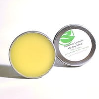 Organic Rosemary Lavender Aromatherapy Salve - Relaxing and comforting