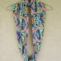 Aztec Infinity Scarf from Love What&#x27;s Missing