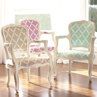 Lattice Ooh La La Armchair