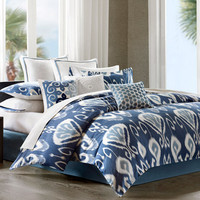 Bansuri Comforter Set | OceanStyles.com