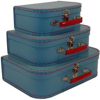 Cargo Cool Euro Suitcases (3) | HomeDecorators.com