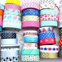 Best Selling Washi Tape! Over 300 New Designs - Glitter, Floral & Bunting!!