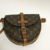 Vintage Louis Vuitton Chantilly Cross Body Bag
