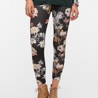 BDG Painted Rose High-Rise Legging