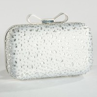 Scattered Stone Box Bag