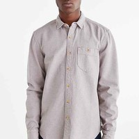 Koto Long-Sleeve Dobby Button-Down Shirt-
