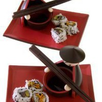 Sushi Service for Two