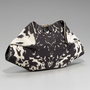 Alexander McQueen - De-Manta Printed Hair Calf Clutch - Bergdorf Goodman