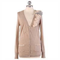 cream puff pastry cardigan - $42.50 : ShopRuche.com, Vintage Inspired Clothing, Affordable Clothes, Eco friendly Fashion