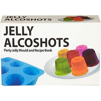 jelly alcoshots mould