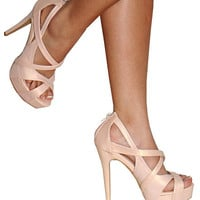 Balbriggan (Blush)-Great Glam is the web's top online shop for trendy clubbin styles, fashionable party dress and bar wear, super hot clubbing clothing, stylish going out shirt, partying clothes, super cute and sexy club fashions, halter and tube tops, be