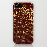 When We Fell In Love iPhone Case by Marianne LoMonaco | Society6