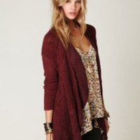 Shop Designer Cardigan Sweaters at Free People Clothing Boutique