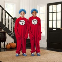 Thing 1 &amp;amp; 2 Costume