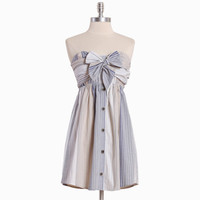 ocean sailing striped dress - $38.99 : ShopRuche.com, Vintage Inspired Clothing, Affordable Clothes, Eco friendly Fashion