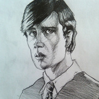 Portrait of Neville Longbottom by epyon5 on Etsy
