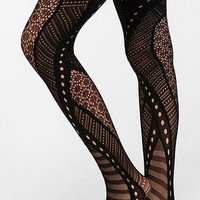 Gipsy Paneled Net Tight