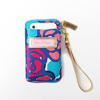 Lilly Pulitzer - Carded ID Wristlet Poplin